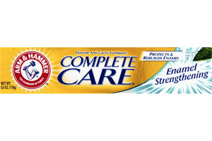 Arm & Hammer Complete Care Fresh Mint Enamel Strengthening Toothpaste