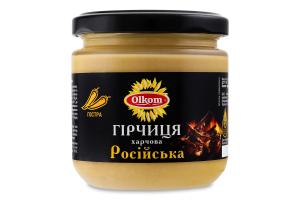 Гірчиця Олком російська 200г