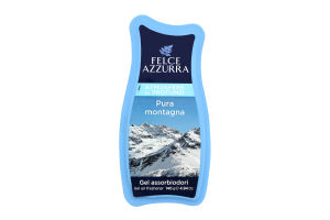 Paglieri Гелевий освіжувач повітря Pura Montagna 140мл.