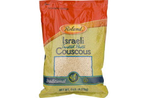 Roland Israeli Couscous Toasted Pasta Traditional
