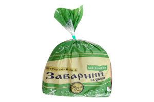 Хлеб нарезной без дрожжей Заварной на хмеле Житня Сила м/у 0.4кг