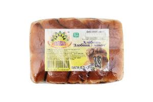 Хлебец Сдобный с маком Пава м/у 0.3кг