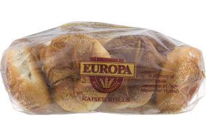Europa Kaiser Deli Rolls