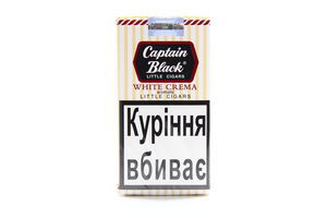 Сигары Captain Black White Crema 20шт