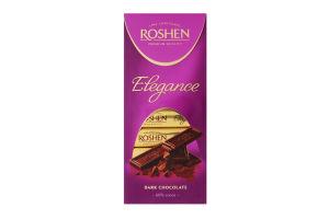 Шоколад экстрачерный Elegance Roshen 100г