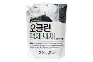 Засіб для прання рідкий з антибактеріальним ефектом O'clean 2л
