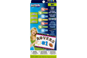 ArtSkills Poster Lights - 20 PC