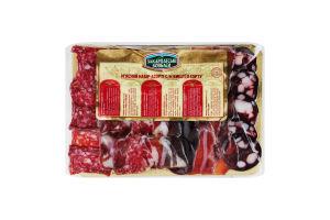 Набір м'ясний Асорті Закарпатські ковбаси с/к кг