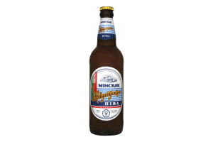 Пиво 0,5л 4,5% Минское Жигулевское с/б