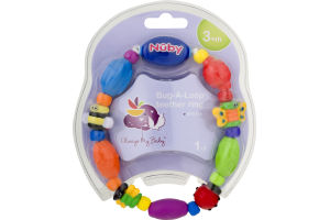 Always My Baby Bug-A-Loop Teether Ring