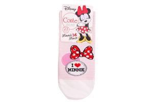 Шкарпетки жіночі Conte Disney №17С-128CПМ 23 світло-рожевий