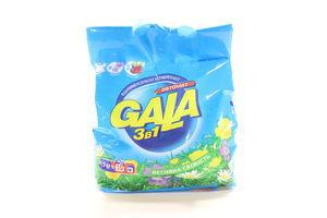 Порошок стиральный automat весенняя свежесть Gala м/у 1,5кг
