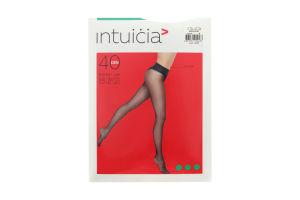 Колготки жіночі Intuicia Bikini LW 40den 4 black