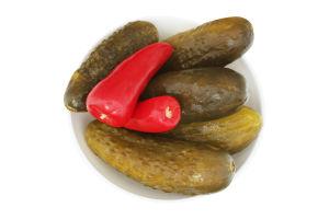 Огірки солоні(кг)