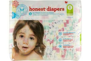 The Honest Co. Honest Diapers Size 5 - 25CT