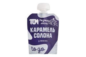 Карамель солона з кокосом Том д/п 64г