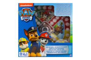 Гра настільна для дітей від 4років з кнопкою №SM98282/6028796 Paw Patrol Spin Master 1шт