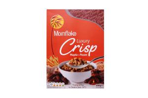 Мюсли Mornflake с кленовым сиропом и пеканом