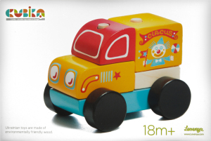 Машинка Мандруючий цирк LM-7
