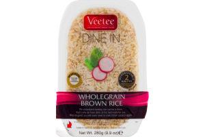 Veetee Dine In Wholegrain Brown Rice