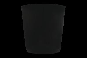 Горшок Patrol Group Geometric темно-серий d16