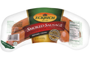 Eckrich Smoked Sausage - 2 CT