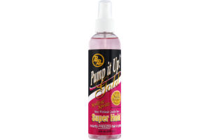 Pump it Up Gold Super Hold Styling Spritz