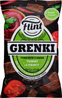 Грінки житні зі смаком томата Спайсі Flint м/у 70г