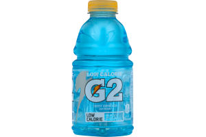 Gatorade G2 Series Low Calorie Glacier Freeze Quencher