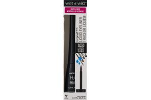 Wet n Wild H2O Proof Liquid Eyeliner 879 Black