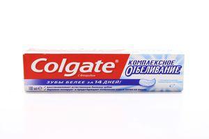 Зубная паста Комплексное отбеливание Colgate 100мл