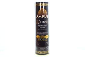 Віскі Amrut Fusion 50% тубус 0,7л