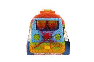 Іграшка Полесьє Автомобіль з цистерною Арт.5441 х6