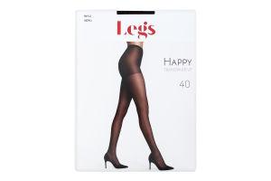 Колготи жіночі Happy 40 All day Nero №3