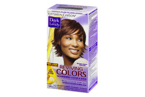 Dark And Lovely Reviving Colors Nourishing Color & Shine 393 Spicy Auburn