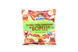 Смесь овощная замороженная Борщ Лімо м/у 400г