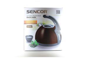 Чайник ел.Sensor SWK 1574 BR,коричневий