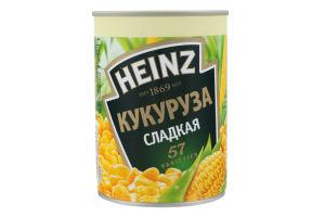 Кукурудза цукрова Heinz з/б 400г