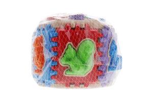 Іграшка-сортер для дітей від 12міс №39786 Forest schооl Tigres 1шт