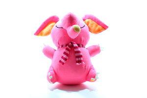 Іграшка Fancy м'яка Рожевий слон
