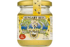 Hungary Bees Wild Acacia Honey
