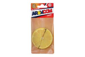Ароматизатор Aromcom 3D лимон