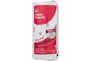 Ahold Mega Roll Paper Towels