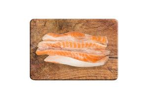 Брюшки лосося замороженные Vičiūnai ir partneriai кг
