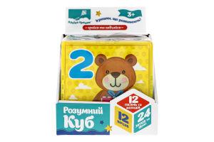 Іграшка для дітей від 3років №PL-719-76 Розумний куб Країна Іграшок 1шт