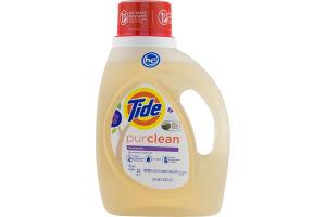 Tide Purclean Detergent Honey Lavender