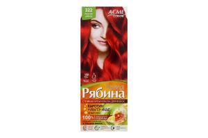 Крем-фарба для волосся Avena Рябина №322 Acme Color 1шт