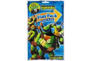 Play Pack Grab & Go! Nickelodeon Teenage Mutant Ninja Turtles