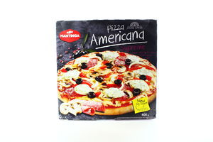 Пицца Americana Supreme Mantinga 400г