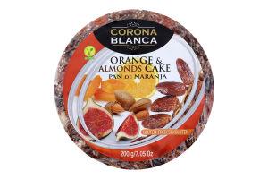 Пирог из сухофруктов Corona Blanca инжир-фин-кураг
